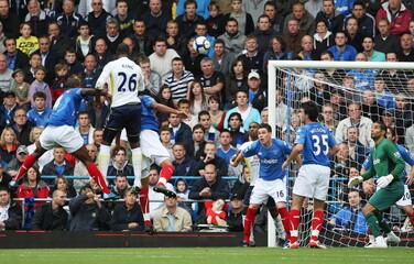 Portsmouth v Tottenham Hotspur Barclays Premier League