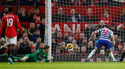 Manchester United v Queens Park Rangers - Barclays Premier League