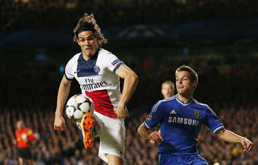 Chelsea v Paris Saint-Germain - UEFA Champions League Quarter Final Second Leg