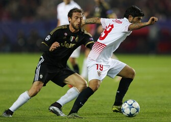 Football Soccer - Sevilla v Juventus - Champions League Group Stage