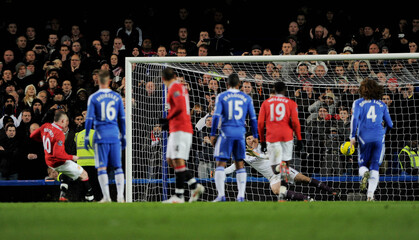 Chelsea v Manchester United Barclays Premier League