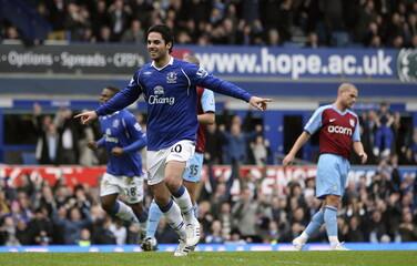 Everton v Aston Villa FA Cup Fifth Round