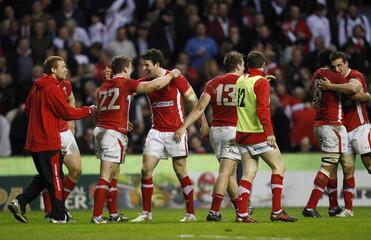 England v Wales RBS Six Nations Championship 2012