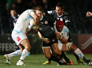 Worcester Warriors v Biarritz Olympique - Amlin European Challenge Cup Pool One