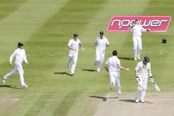 England v Australia 2009 Ashes npower Test Series Third Test