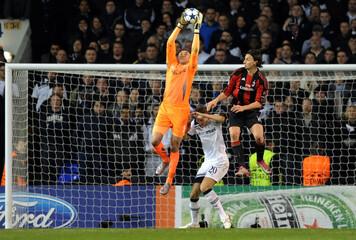 Tottenham Hotspur v AC Milan UEFA Champions League Second Round Second Leg