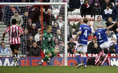 Sunderland v Birmingham City Barclays Premier League