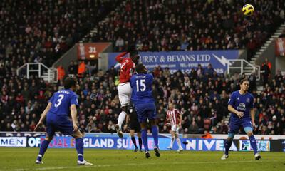Stoke City v Everton Barclays Premier League
