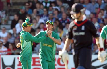England v South Africa ICC World Twenty20 England 2009 Super Eight Group E
