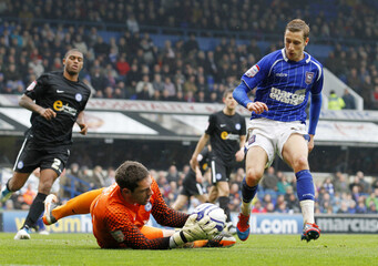 Ipswich Town v Peterborough United npower Football League Championship