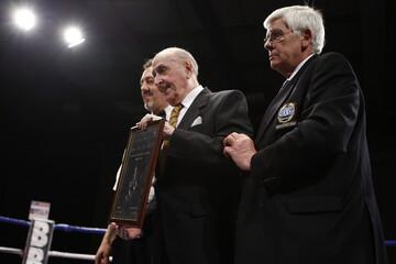 Ian Napa v Malik Bouziane European Bantamweight Title