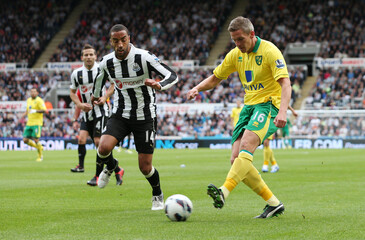 Newcastle United v Norwich City - Barclays Premier League