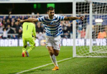 Queens Park Rangers v Aston Villa - Barclays Premier League