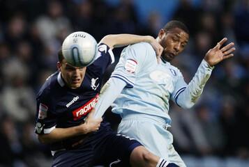 Coventry City v Millwall npower Football League Championship