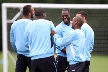 Tottenham Hotspur Training