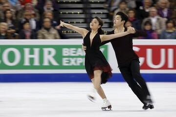 Figure Skating - ISU World Figure Skating Championships - Ice Dance Free Dance - Boston, Massachusetts, United States