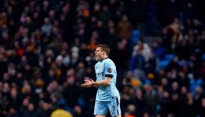 Manchester City v Hull City - Barclays Premier League