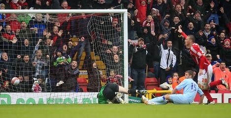 Bristol City v Coventry City npower Football League Championship