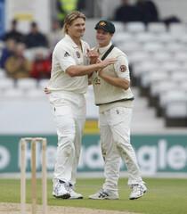 Pakistan v Australia Second Test