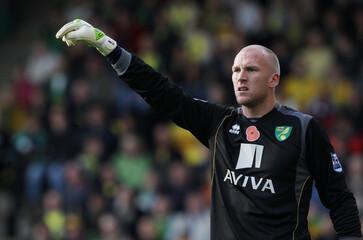 Norwich City v Blackburn Rovers Barclays Premier League