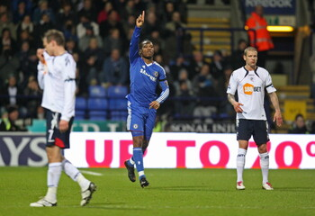 Bolton Wanderers v Chelsea Barclays Premier League
