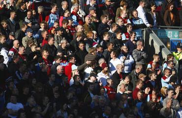Burnley v Reading Coca-Cola Football League Championship Play-Off Semi Final First Leg