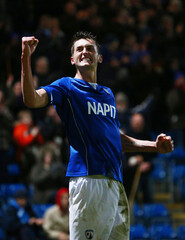 Chesterfield v Rochdale - Johnstone's Paint Trophy Northern Area Quarter Final