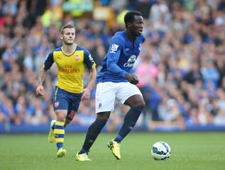 Everton v Arsenal - Barclays Premier League