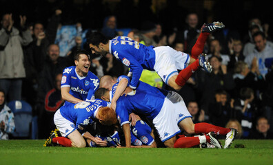 Portsmouth v Leicester City npower Football League Championship