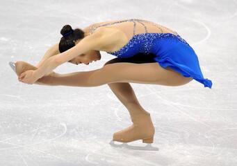 CANADA-VANCOUVER-WINTER OLYMPICS-FSKATING-WOMEN