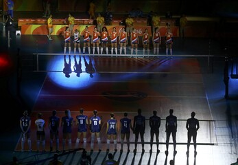 Volleyball - Women's Preliminary - Pool B Italy vs Netherlands