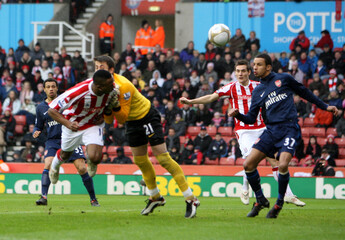 Stoke City v Arsenal FA Cup Fourth Round