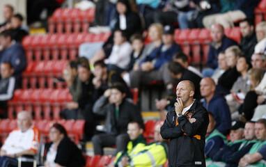 Crewe Alexandra v Blackpool Pre Season Friendly