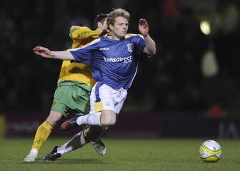 Norwich City v Cardiff City Coca-Cola Football League Championship