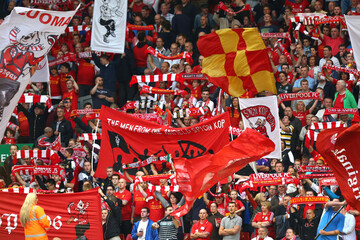 Liverpool v Notts County - Capital One Cup Second Round