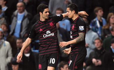 Manchester City v Everton Barclays Premier League