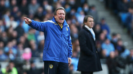 Manchester City v Leeds United - FA Cup Fifth Round