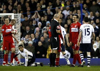 Tottenham Hotspur v Middlesbrough Barclays Premier League