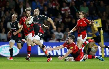 London Welsh v Gloucester Rugby - Aviva Premiership