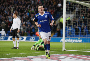 Cardiff City v Derby County npower Football League Championship