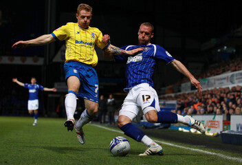 Ipswich Town v Birmingham City npower Football League Championship
