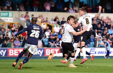 Millwall v Derby County - Sky Bet Football League Championship