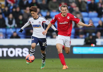 Bolton Wanderers v Cardiff City - FA Cup Fourth Round