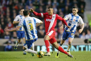 Brighton & Hove Albion v Blackburn Rovers - Sky Bet Football League Championship