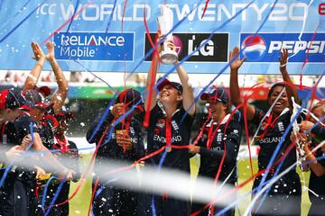 England v New Zealand ICC Women's World Twenty20 Final 2009