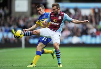 Aston Villa v Everton - Barclays Premier League