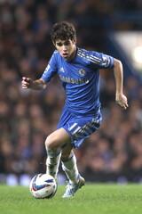 Chelsea v Swansea City - Capital One Cup Semi Final First Leg