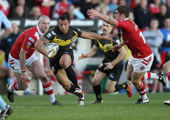 Salford City Reds v Crusaders engage Super League