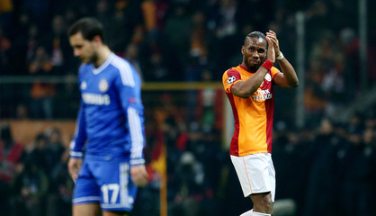 Galatasaray v Chelsea - UEFA Champions League Second Round First Leg
