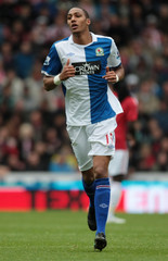 Stoke City v Blackburn Rovers Barclays Premier League